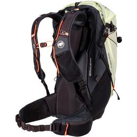Mammut Ducan Spine 28-35 Hiking Pack, geel/zwart